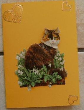 Commande pour une amie qui adore les chats