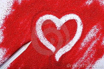 Quand ces poussières emportée par le vent font une tornade et se remettent en place pour recréer mon coeur .. ♥