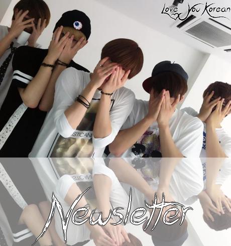 Newsletter de LoveYouKorean
