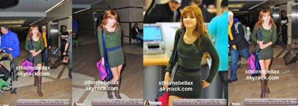 le 11 février 2011 - Bella à LAX