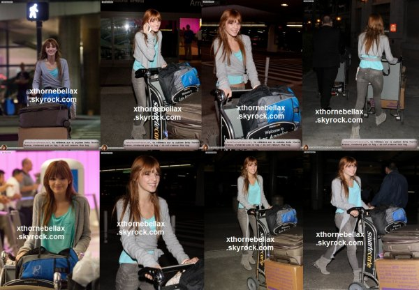 le 31 mai 2011 - bella à lax