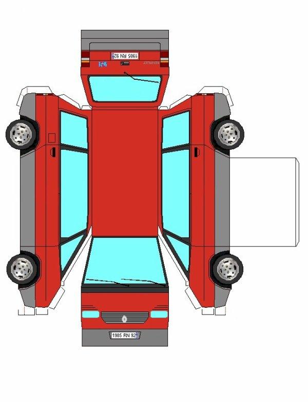 Renault Style (successeur du Avantime)