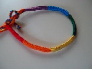 bracelet rond de l'amitié...