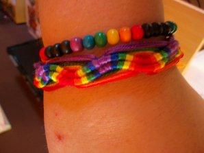 Bracelet péruvien homo ...