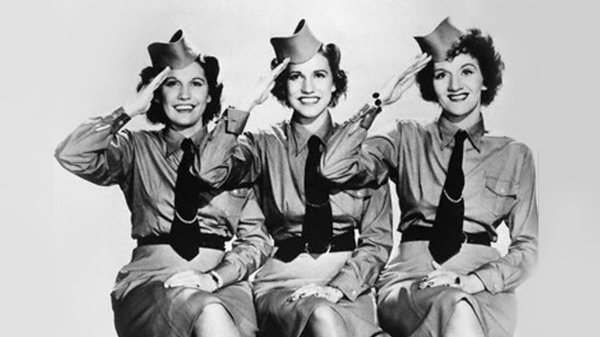 The Andrew sisters / Oh Johnny  (2012)