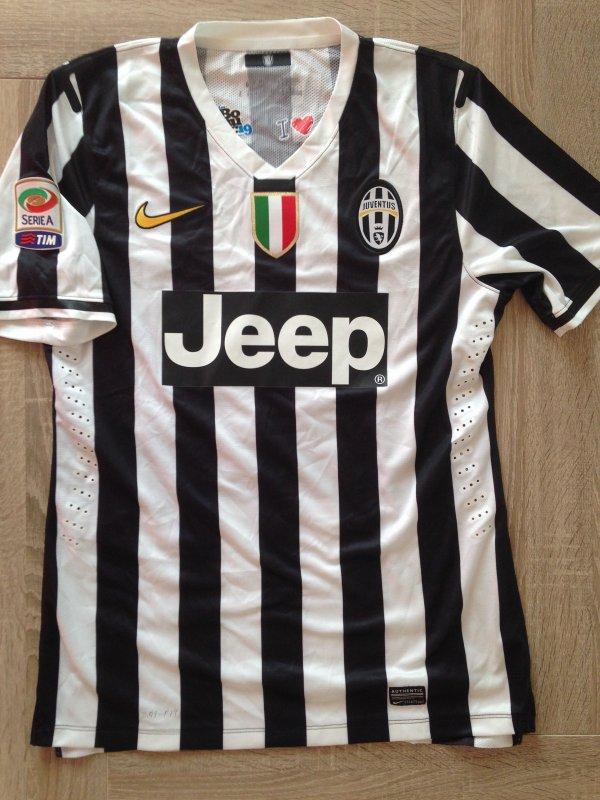Maillot porté par Leonardo BONUCCI (Juventus) / Maglia indossata da Leo Bonucci - 360 EUROS