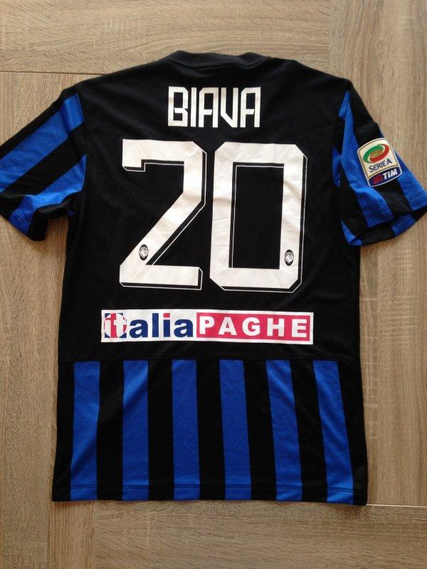 Giuseppe Biava (Atalanta - Lazio)