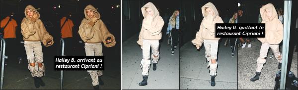 - 30.04.17 ─ La ravissante Hails Baldwin  est photographiée, alors qu'elle se baladait dans le quartier de Soho - NY. [/s#00000ize]Hailey à été photographiée a plusieurs reprise ce jour là, notamment en compagnie de son amie Kendall Jenner ! Je n'aime ps trop la tenue qu'elle avait.   -