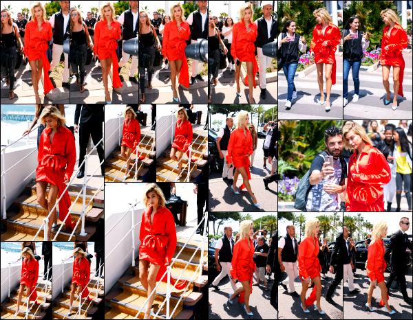 - 24.05.17 ─ Notre Hailey' Baldwin est photographiée alors qu'elle se baladait dans les rues de Cannes en France !![/s#00000ize]Hailey profite d'un peu de temps libre et du beau temps du sud de la France pour se promener dans la ville de Cannes et rencontrer quelques fans ! Top -