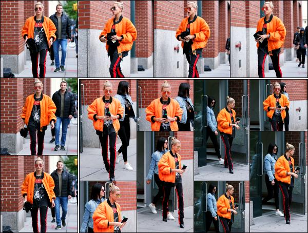- 04.06.17 ─ La belle Hailey Baldwin est photographiée en arrivant dans l'appartement de Kanye West à New York ![/s#00000ize]Un peu plus tard, c'est accompagnée de l'une de ses meilleures amies, Kendall Jenner que nous voyons Hails ressortir de l'appart. Un flop pour la tenue !!  -