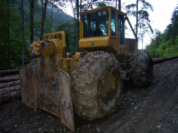 treuil forestier cmc