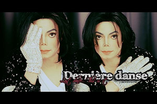__Un besoin fou de parler de lui, j'ai tellement peur qu'on l'oublie...__  + Ils voulaient un Michael Jackson en live. Nous voulons un Michael Jackson en vie.♥