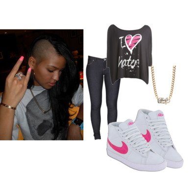 Look swagg = sans limite !