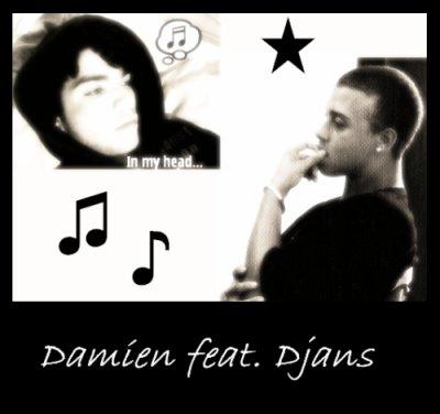 Damien Feat. Djans - Nos Ghetto's (2009)