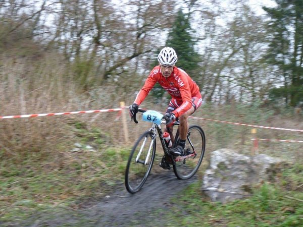 Cyclo-cross  HAVELUY 23/01/2016  abandon no comment