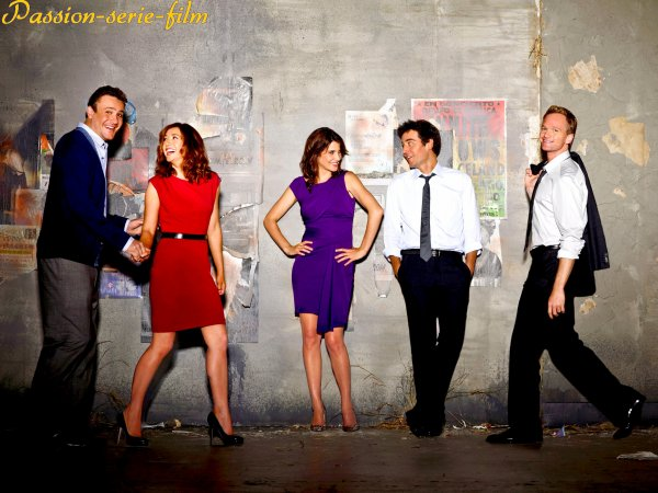 How i met your mother (finis)