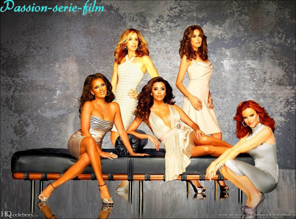 Desperate Housewives (finis)