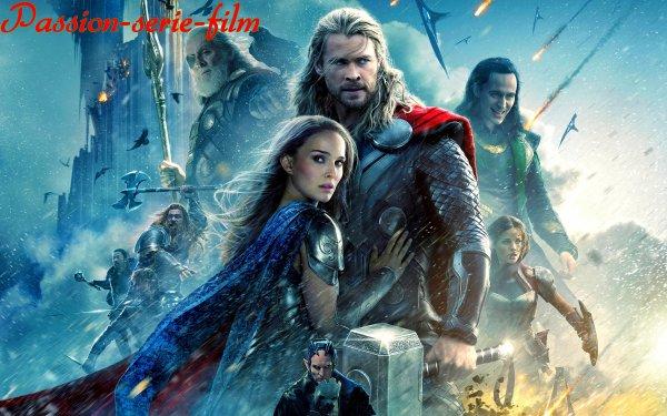 Thor le monde des ténèbres
