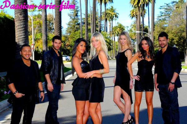 Hollywood Girls : Une nouvelle vie en Californie