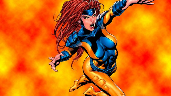 Personnages DC Comics et Marvel (Femmes)