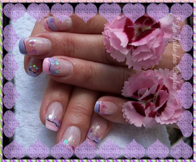 Nail art Repro suzynails 2