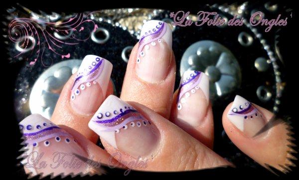 Vagues purple