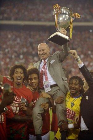 Le plus grand dirigeant de l'histoire du football belge !