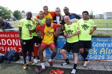 Charleroi en finale du Sixte du Roi :-)