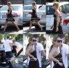 30/08/11: Miley & Liam Fond Des Courses Chez Treder's Joe / Justin Se Balade Dans Los AngelesMiley à été apperçu avec son amoureux, Liam. Elle portait la robe de sa soeur Brandi, qu'elle portait aux MTV VMA 2011. Justin à été vue se baladent dans les rues de Los Angeles le téléphone à la main le 30 aout dernier. Tu aimes ? TOP ou FLOP ?