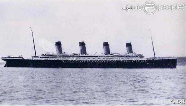 Le Bateau Titanic Ma Vie Tout Simplement
