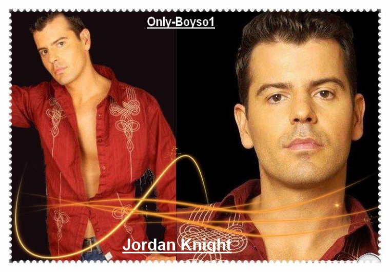"""JORDAN KNIGHT & DONNIE WAHLBERG"""