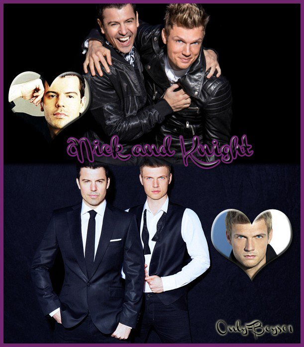 """NICK CARTER AND JORDAN KNIGHT ""SWITCH"""
