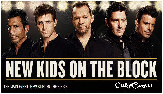 """NKOTB - The Whisper May 24, 2015 Chicago"""