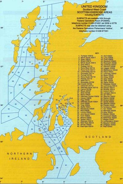 Nouveau danger pour les chalutiers au large de l'Écosse (source adp)