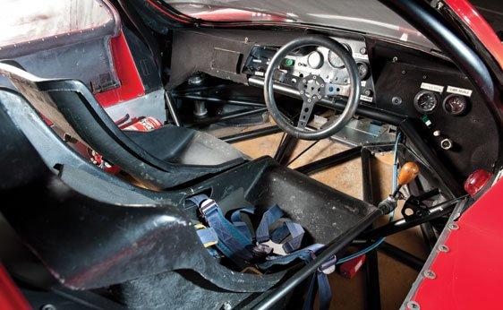 Rondeau M378 Le Mans GTP Racing Car vente au enchere 12.05.2012
