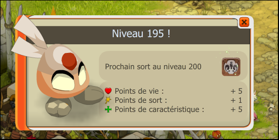 Lvl up !  Stuff -Soprano Regarde Moi