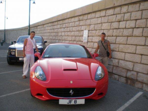 Après avoir fait un peu le tour de Saint Tropez, le retour ce fus très agréable.  Que demander de plus?