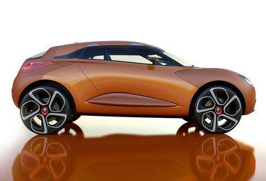 Et voici donc le Renault Captur donc je parlais dans l'article précedent!