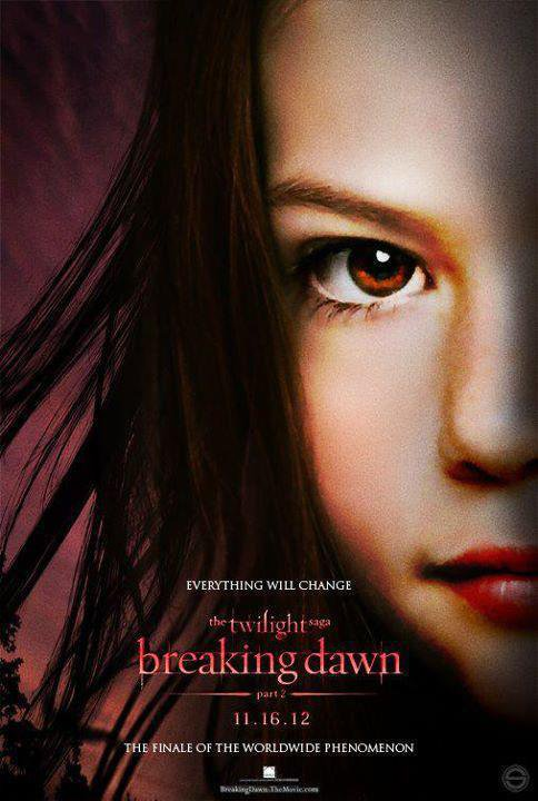 affiches breaking dawn 2