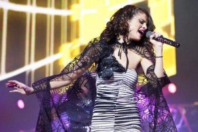 Selena le concert à Montréal spécial halloween