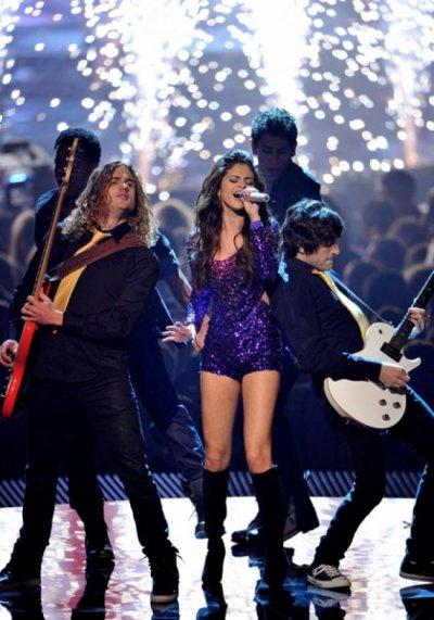 Selena Gomez a enflamé les MTV EMA