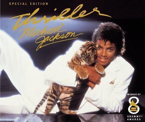Michael Jackson-Thriller