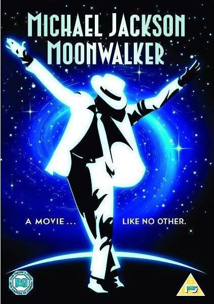 Michael Jackson & son film  Moonwalker
