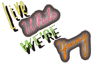 ♥ Live While We're Young ♥