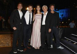 «Et si on Vivait Tous Ensemble? photocall au Festival du Film di cérémonie 64e Festival del Locarno de clôture, le 13 Août, 2011