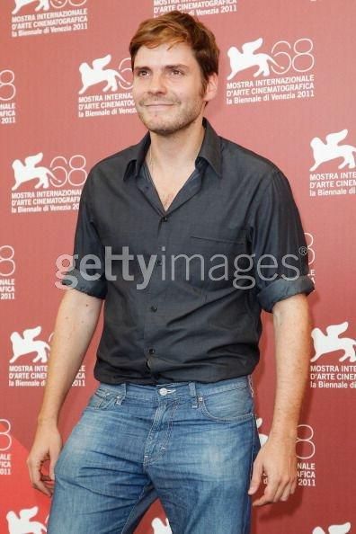Daniel au Festival de Venise en 2011