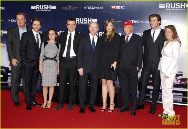 Rush Cologne Premiere