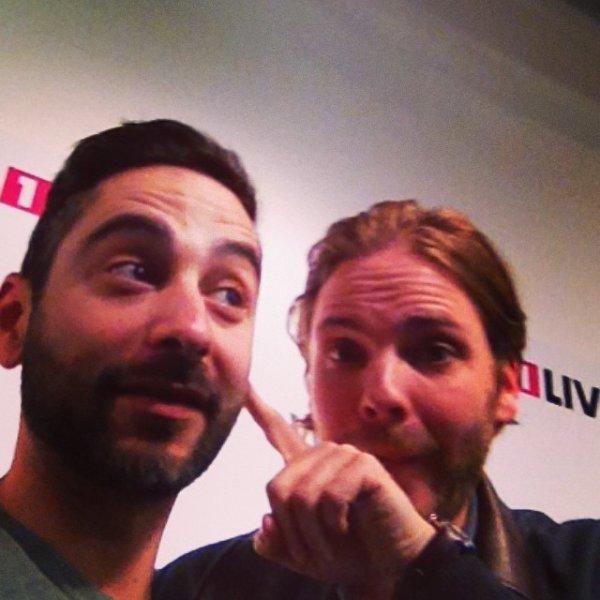Écoutez Daniel sur Radio espagnol  1live