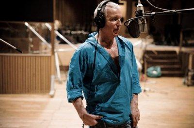 En studio avec Bernard Lavilliers