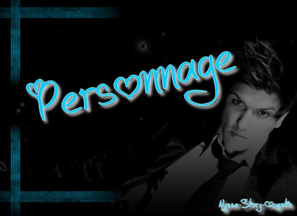 ☆ Personnages ☆